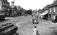 Botley, The Square 1957