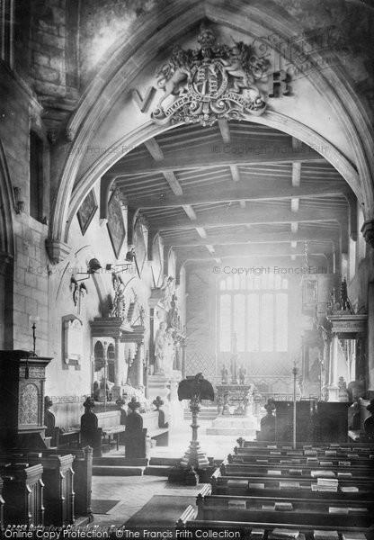 Bottesford, Church, Nave East 1890