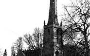 Bottesford, Church Of St Mary The Virgin c.1955