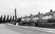 Bottesford, Manor Road c.1955