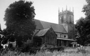 Bottesford, St Peter's Church c.1955
