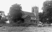 Bottesford, St Peter's Church c.1965