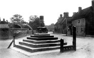 Bottesford, The Cross And Stocks 1904
