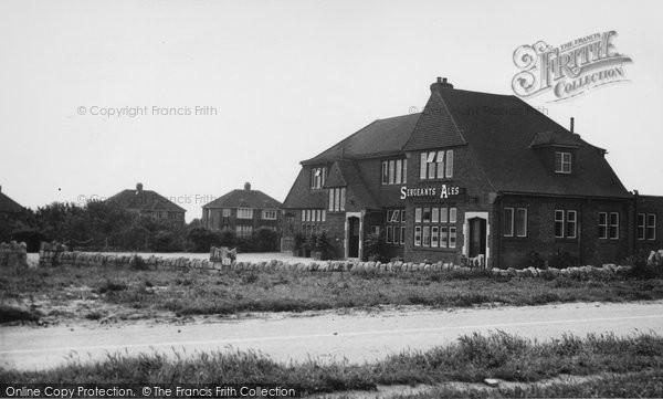Bottesford, The Dolphin Inn c.1955