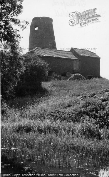 Bottesford, The Old Mill c.1955