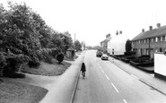 Bottisham, High Street c.1955