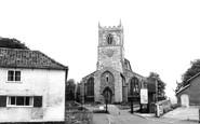 Bottisham, Holy Trinity Church c.1955