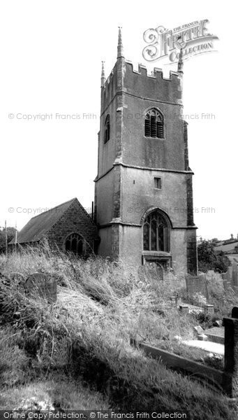 Botusfleming, St Mary's Church c.1965