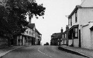 Boughton, High Street c.1955