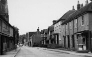 Boughton, The Village c.1960