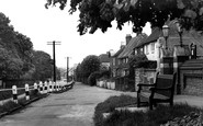 Boughton, The Village c.1965