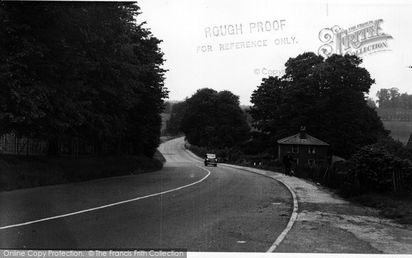 Boughton Under Blean, c.1960