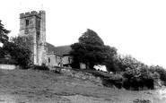 Boughton, Under Blean, Parish Church c.1960