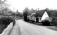 Bourn, High Street c.1955