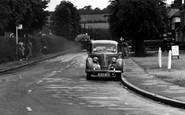 Bourne End, Hillman Minx Car c.1955