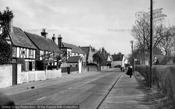 Bourne End, Well End c.1955