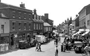 Bourne, West Street c.1952