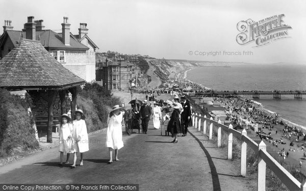 Bournemouth, 1908