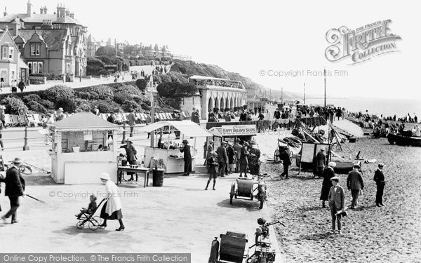 Bournemouth, 1922