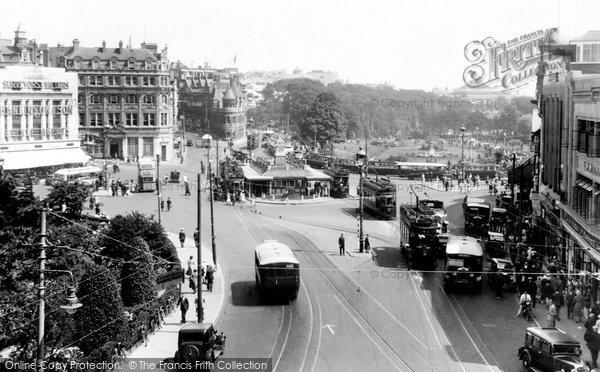 Bournemouth, 1933