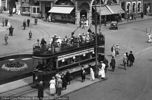 Bournemouth, A Tram 1922
