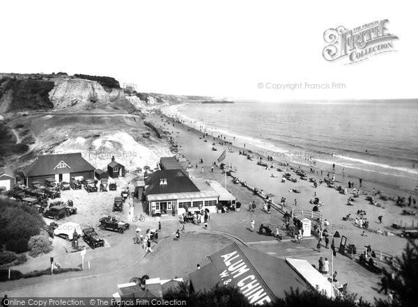 Bournemouth, Alum Chine 1925