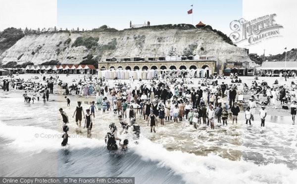 Bournemouth, Alum Chine Beach 1925