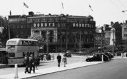 Bournemouth, Bobby's Department Store c.1955