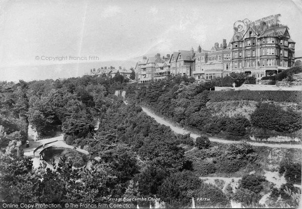 Bournemouth, Boscombe Chine 1908
