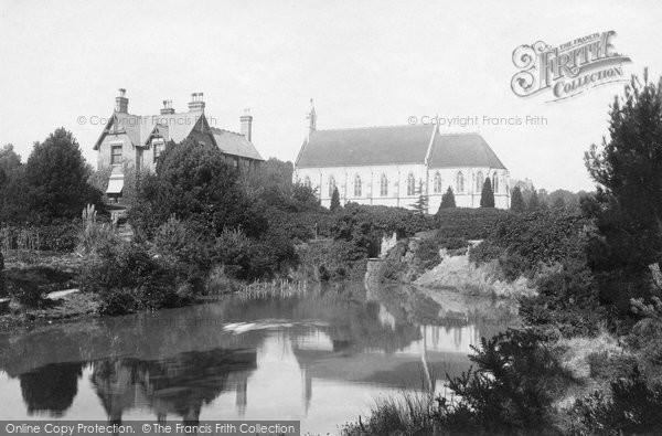 Bournemouth, Branksome Chine Church 1892