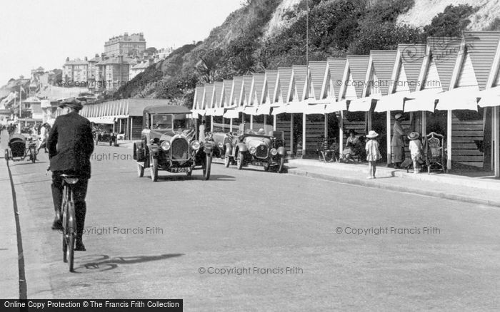 Bournemouth, Cars 1922