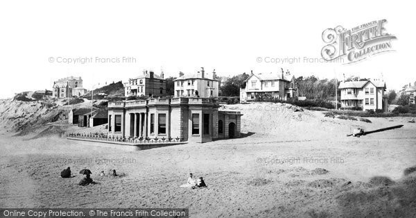 Bournemouth, Club House c.1871