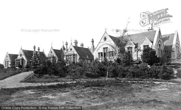 Bournemouth, Convalescent Home c.1875