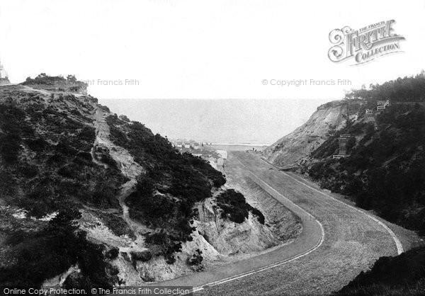 Bournemouth, Durley Chine 1892