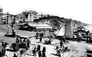 Bournemouth, East Cliff 1897