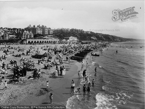 Bournemouth, East Cliff 1925