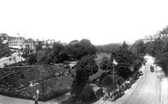 Bournemouth, From The Square 1900