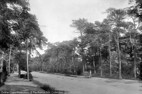 Bournemouth, Gervis Road 1900