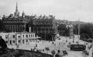 Bournemouth, Hotels 1904