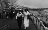 Bournemouth, Ladies Fashion 1913