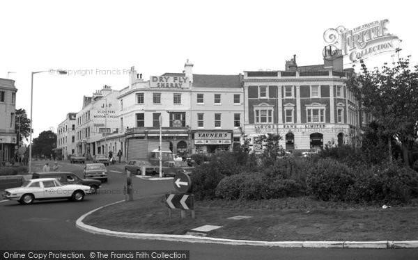 Bournemouth, Lansdowne 1970