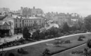 Bournemouth, Lower Gardens 1890