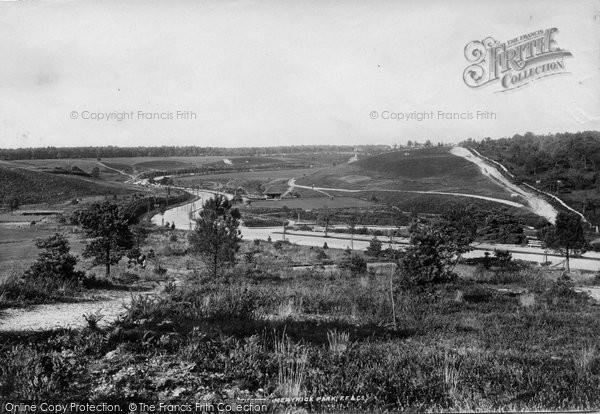 Bournemouth, Meyrick Park 1897