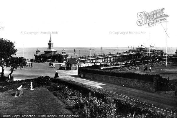 Bournemouth, Pier 1918