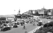 Bournemouth, Pier Approach And West Cliff 1922