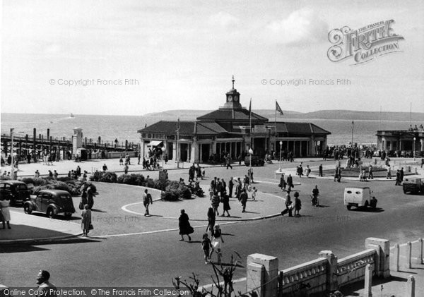 Bournemouth, Pier Approach c.1955