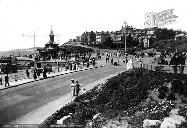 Bournemouth, Pier Entrance 1908