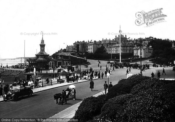 Bournemouth, Pier Entrance 1918