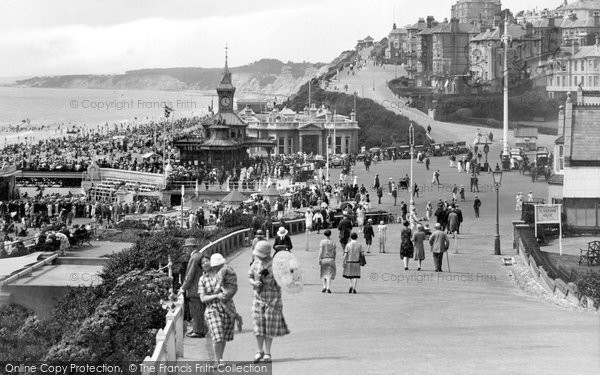 Bournemouth, Pier Entrance 1925
