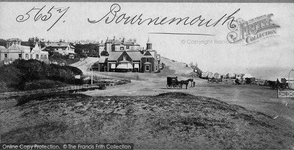 Bournemouth, Promenade c.1871